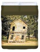 Leeeen-to Duvet Cover by Tom Zukauskas