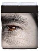 Left Eye Duvet Cover