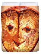 Lega Figure Duvet Cover