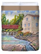 Legare Mill Duvet Cover