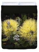 Lehua Mamo Blossom Duvet Cover