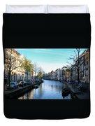 Leiden, Holland Duvet Cover