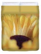 Lemon Drop Duvet Cover