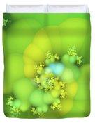 Lemon Juice Duvet Cover