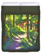 Lena Lake Trail II Duvet Cover