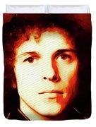 Leo Sayer, Music Legend Duvet Cover