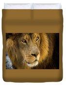 Leo The Lion Duvet Cover