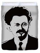 Trotsky Duvet Cover