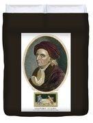 Leonhard Euler, 1707-1783 Duvet Cover