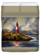Les Eclaireurs Lighthouse Duvet Cover