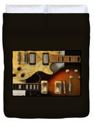Les Paul - Come Together Duvet Cover
