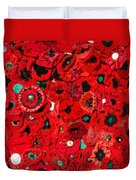 Lest We Forget Duvet Cover