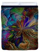 Let The Earth Bring Forth Duvet Cover