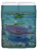 Let Us Lead The Way Duvet Cover