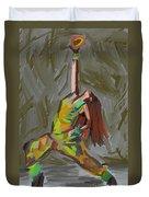 Let's Dance #0068 Duvet Cover