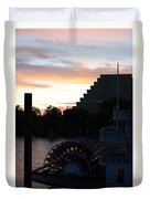 Let's Take A Ride Duvet Cover