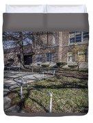 Lew Wallace High School April 2015 016 Duvet Cover