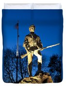 Lexington Minuteman Duvet Cover
