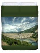 Libby Dam Duvet Cover