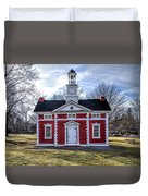 Liberty Bond House Duvet Cover