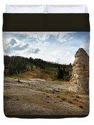 Liberty Cap - Yellowstone Duvet Cover