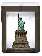 Liberty Enlightening The World Duvet Cover