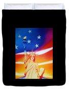 Liberty Duvet Cover