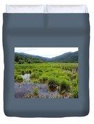 Liberty Marsh Duvet Cover
