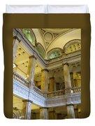Library 7 Duvet Cover