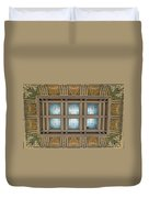 Library Of Congress Ceiling  Duvet Cover