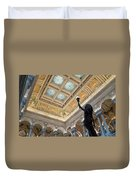 Library Of Congress Great Hall IIi Duvet Cover