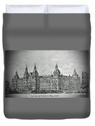 Library Of Congress Proposal 4 Duvet Cover
