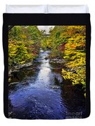Lidia's Hidden Creek Duvet Cover