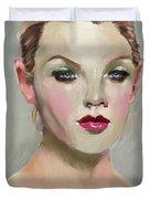 Liepke Color Palette Lady Duvet Cover