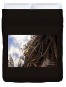 Life By The River Duvet Cover by David Lee Thompson