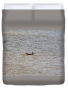Lifeguard Training Duvet Cover
