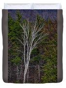 Life's A Birch No.1 Duvet Cover