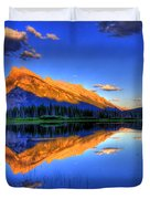 Life's Reflections Duvet Cover