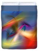 Light Dance 010310 Duvet Cover
