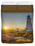 Light House  Duvet Cover