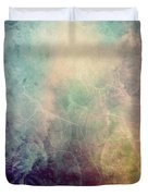 Light Of Life Abstract Painting Duvet Cover