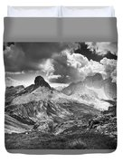 Light On The Valley Duvet Cover