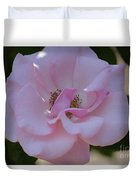 Light Pink Rose Duvet Cover