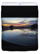 Light Reflections Duvet Cover