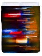 Light Speed Duvet Cover