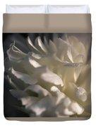 Light Wet Flower Duvet Cover