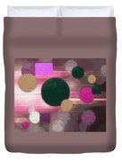 Lighted Way Duvet Cover