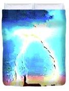 Lightening Strike Duvet Cover