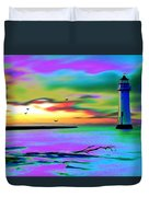 Lighthouse 2 Duvet Cover