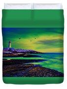 Lighthouse 4 Duvet Cover